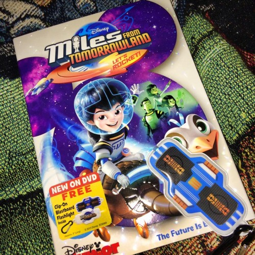 Miles From Tomorrowland and Flashlight