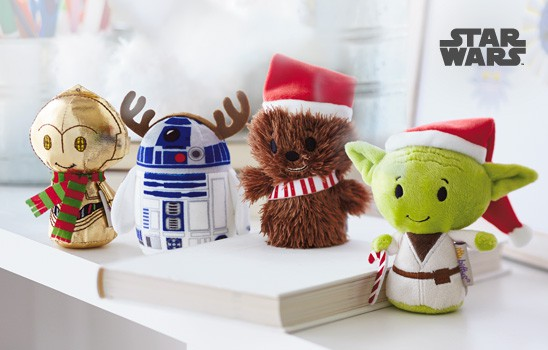 Star Wars Itty Bitty Toys