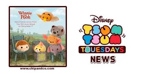 Tsum Tsum Tuesday News Winnie The Pooh