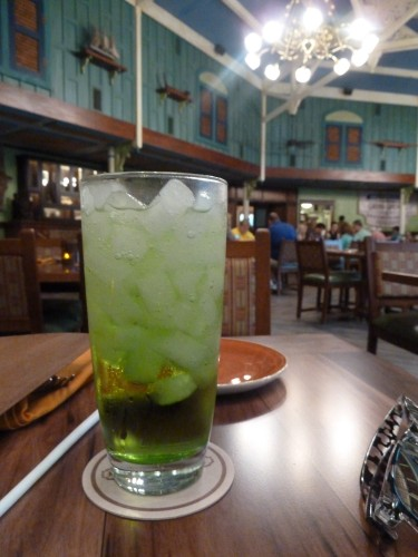 SC thai melon soda
