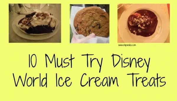 wdw ice cream