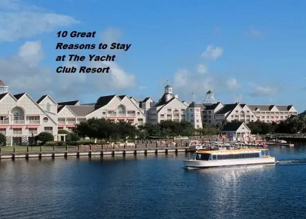 yacht club view
