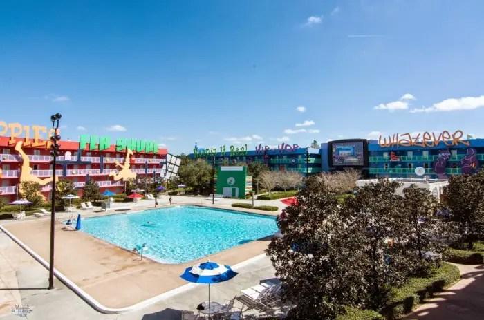 Walt Disney World Resort Pools