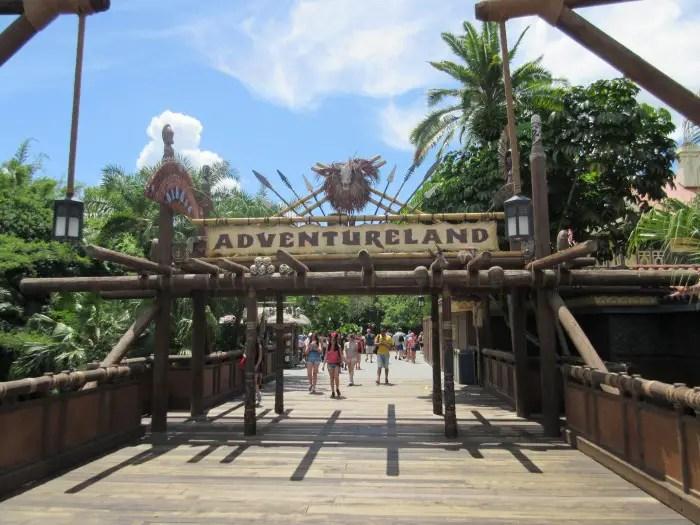 adventureland volcano