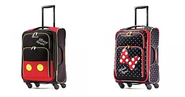 Disney Themed luggage