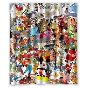 Disney Shower Curtain'