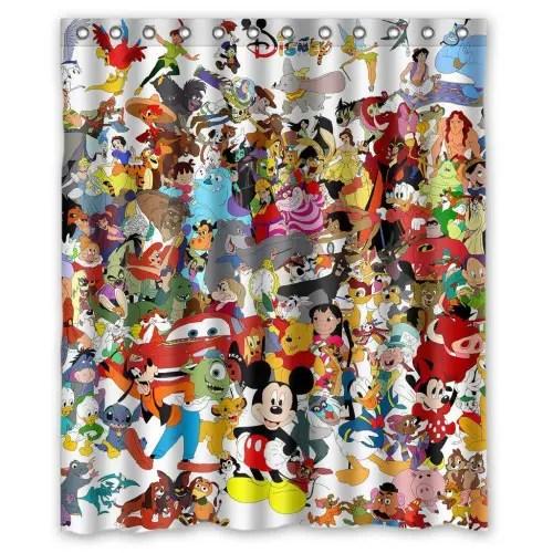 Disney Shower Curtains