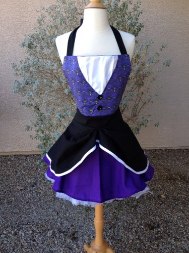 Haunted Mansion Apron