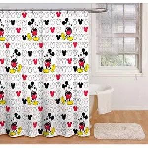 Disney Shower Curtains 2