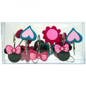 Disney Shower Hooks