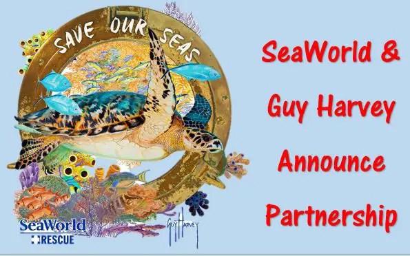 Guy Harvery SeaWorld