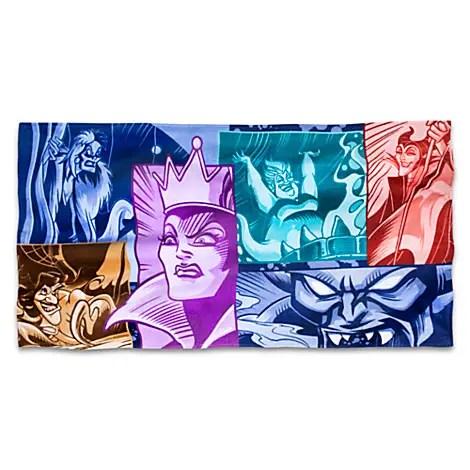 Disney Villains Towel