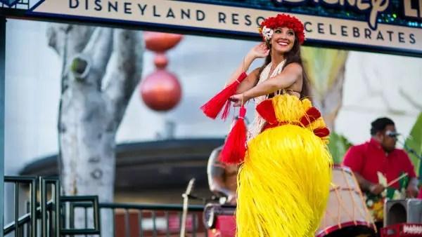 Nightly Live Music Performances at Disneyland Resort's Downtown