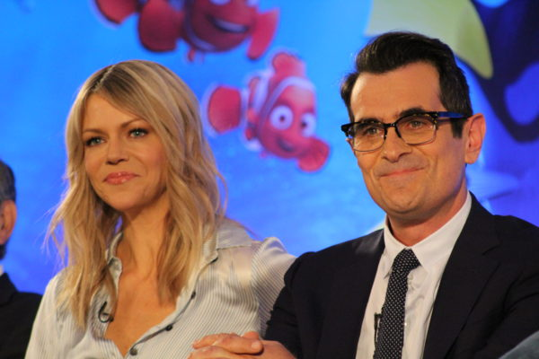 Kaitlyn Olsen (Destiny) and Ty Burrell (Bailey)
