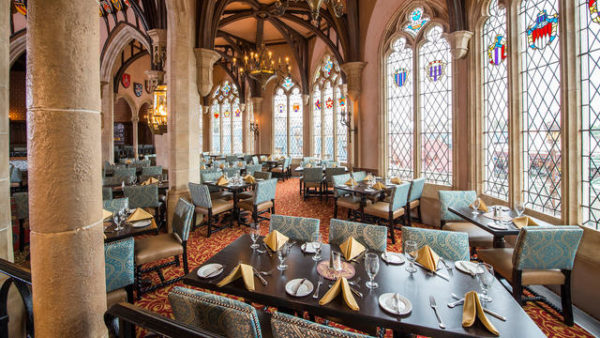 Cinderella's Royal Table Scheduled to Close for Refurbishment in Late February and is Expected to Reopen in Early March 2018 1