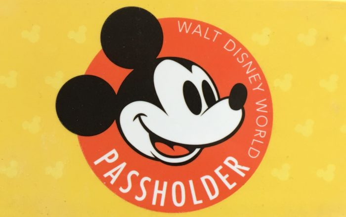 Annual Passholder Merchandise Discounts