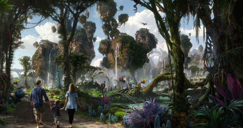 is pandora the world of avatar opening at the end of may