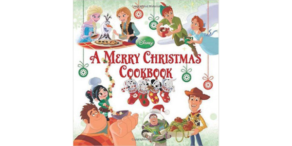 Christmas Disney Cookbook