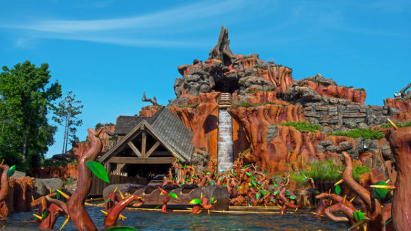 Disney World Refurbishment