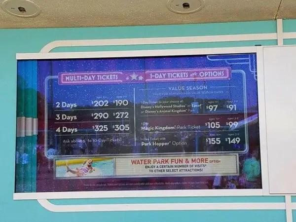 Disney World raises ticket prices and annual passholder rates 1