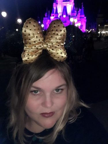 The Incredible Black and Gold Minnie Ears We can't Get Enough of! 1