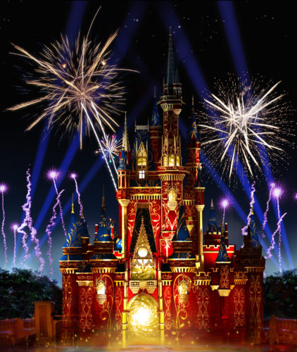 """Disney releases New details on """"Happily Ever After"""" Fireworks and Projection Spectacular that replaces Wishes 1"""