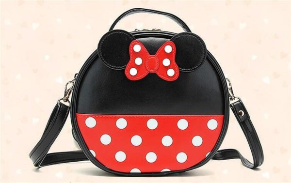 Minnie Mouse Polka Dots Cross body Bag