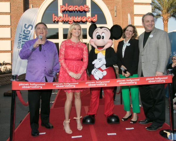 Ribbon Cutting Event With Reese Witherspoon Marks Planet Hollywoood Observatory Official Opening 1