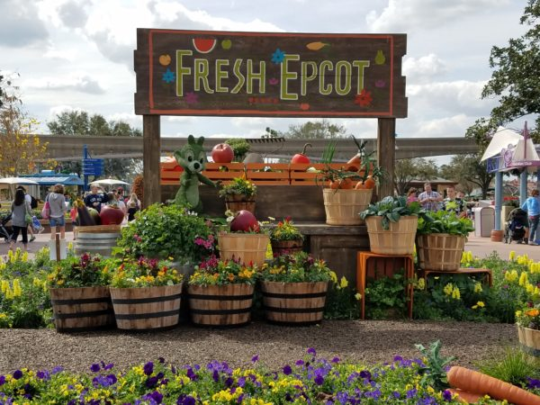 Epcot Flower & Garden Outdoor Kitchens Offer Freshness, Flavor and Color to Tempt Your Palate 1