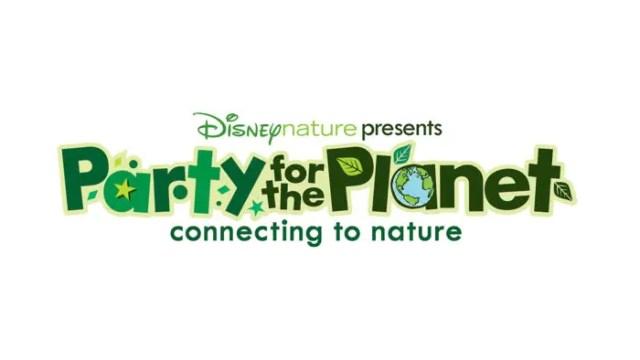 Disney Earth Day