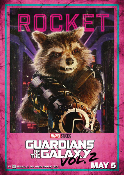 """Guardians Of The Galaxy Vol 2"" New Posters, New Trailer, tickets now available 3"