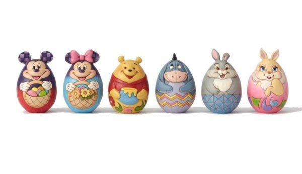 Disney Character Eggs