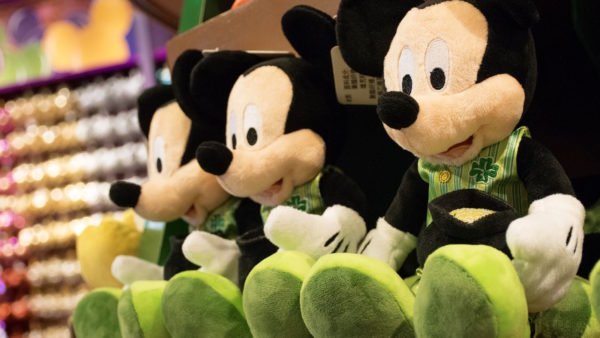 Mickey Mouse Irish