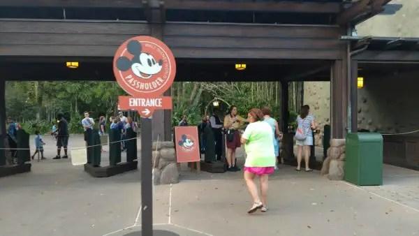 Walt Disney World Passholders