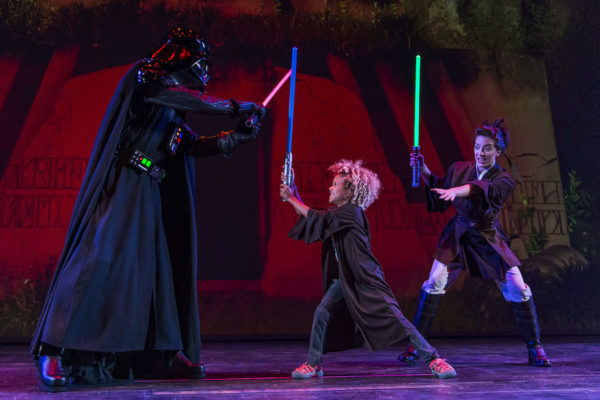 Epic Star Wars Day at Sea Experiences Aboard the Disney Fantasy 3
