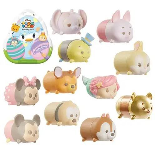 Tsum Tsum Pastel Parade Mystery Packs