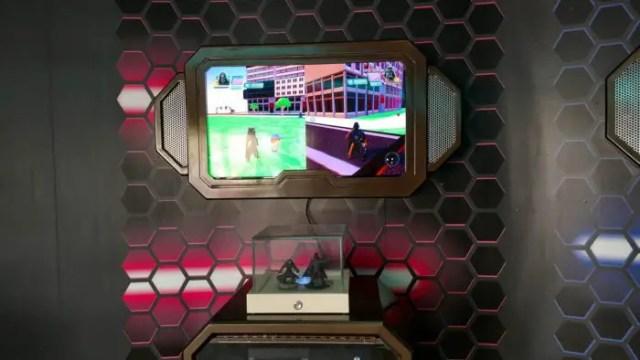 Game Port Hollywood Studios