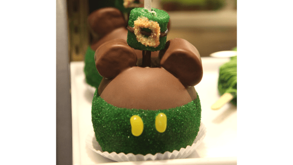 St Patrick's Day at Downtown Disney in Disneyland 1