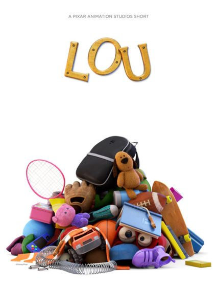 """Pixar Releases Title Poster For Animated Short """"Lou"""" 1"""