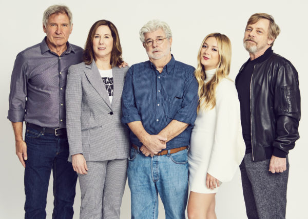 Star Wars 40th Anniversary Celebration in Pictures and video! 1