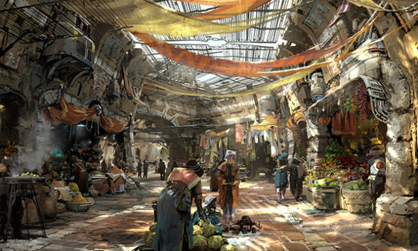 New details on Star Wars Land from Disney Parks Imagineers and Lucasfilm 2