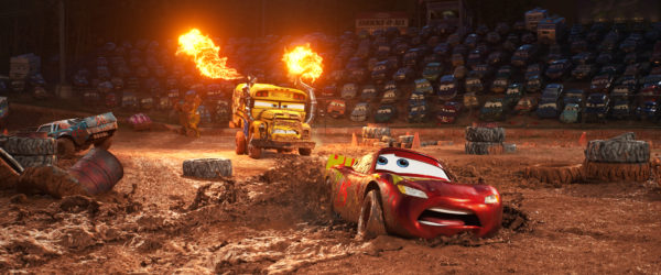 Take off with an all New Cars 3 Trailer 1