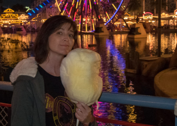 Dole Whip Cotton Candy…. Whaaaa?? A Review 3