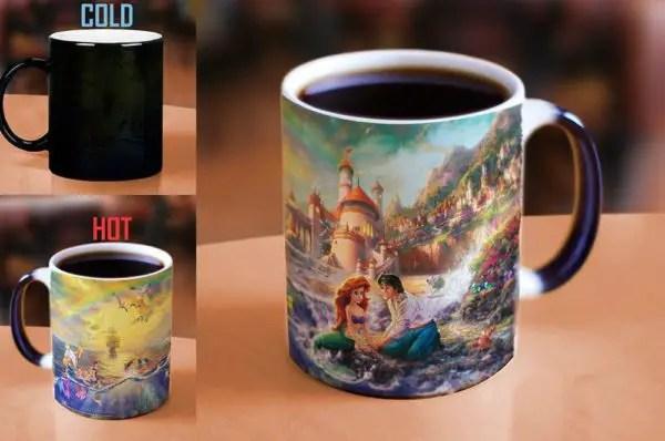 Disney Little Mermaid Morphing Mug