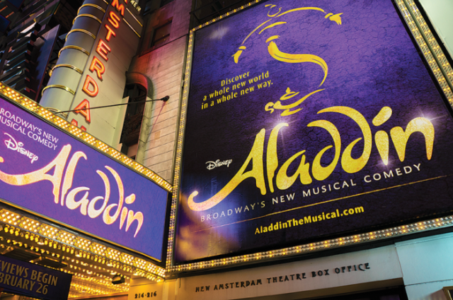 New York Aladdin