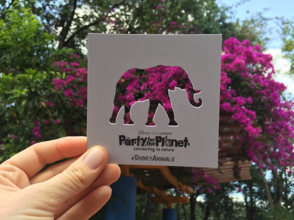 Special Party for the Planet event planned for Disney's Animal Kingdom This Weekend 2