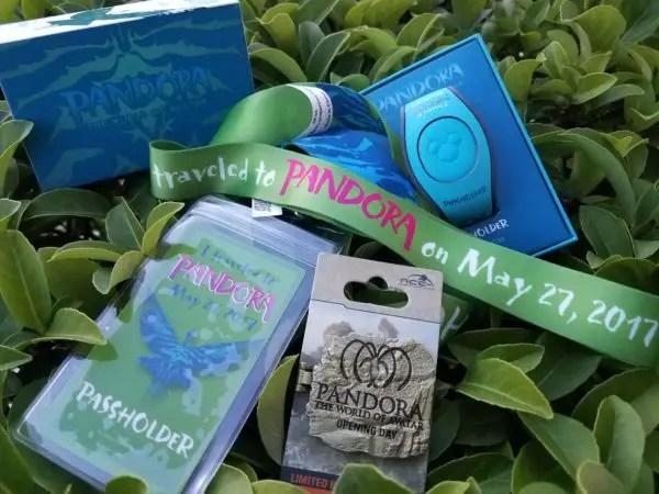 Eye-Catching Pandoran Opening Day Merchandise at Riverside Depot 1