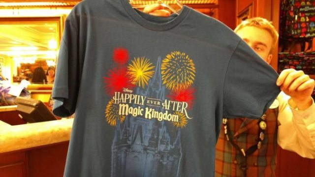 """New """"Happily Ever After"""" Merchandise Being Offered at The Magic Kingdom 1"""