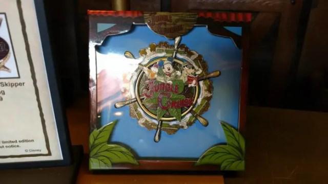 Jungle Cruise Pin Trading