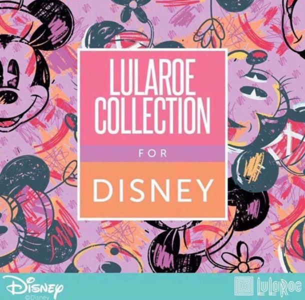 LulaRoe Disney